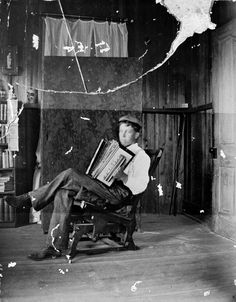 Sing us a song, you're the accodian man. Sing us a song tonight…(ca. 1890).   Florida Memory