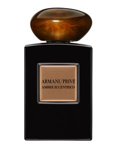 Giorgio Armani Prive Ambre Eccentrico, 100 mL Details #ONLYATNM Only Here. Only Ours. Exclusively for You. AMBRE ECCENTRICO Spanning 40 years of fashion, Giorgio Armani and Giorgio Armani Priv collect
