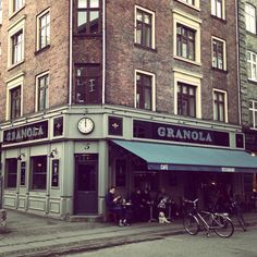 Granola Cafe, Copenhagen   The Music of Temptation