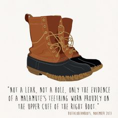 #LLBean Boots - Made in Maine