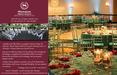 Welcome Sheraton Miami Airport Hotel to our Holiday 22nd Edition