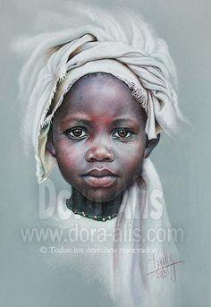 Portrait 89 - Dora Alis