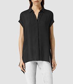 ALLSAINTS 체인 셔츠. #allsaints #cloth #