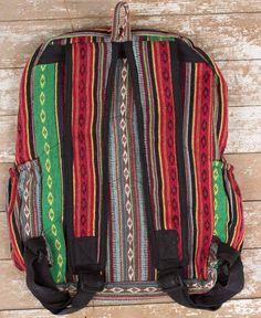 Mariposa Loca Backpack: Soul Flower Clothing