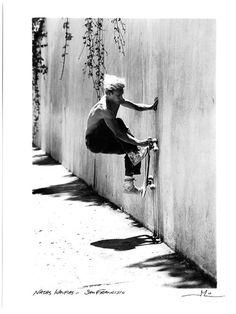 Wall Ride // Natas Kaupas