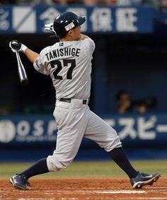 Motonobu Tanishige (Chunichi Dragons)