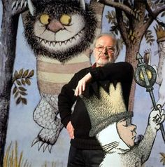 Maurice Sendak's legend will live on right here in Philadelphia. Selections of his illustrations and manuscripts are always on view in the Maurice Sendak Gallery at the Rosenback Museum & Library. (Photo courtesy Maurice Sendak)