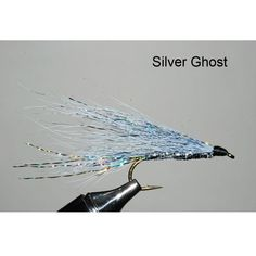 Shenandoah Simple Streamer, Silver Ghost