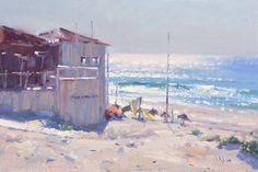 Lena Rivo's Painting Blog: Ocean Breeze