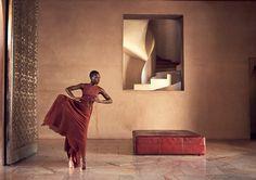 Lupita Nyongo for Vogue Magazine editorial.