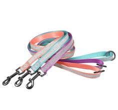 Pastel Glitter Stripe Leash >>> Details can be found by clicking on the image. (This is an affiliate link and I receive a commission for the sales)