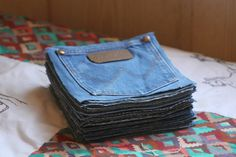 blue jean quilts | The Jones' Journey: A Blue Jean Quilt.