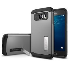 Spigen Samsung Galaxy S6 Case Slim Armor Series | Mobile Madhouse