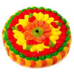 Découvrez cette succulente tarte Candy ! Un magnifique gateau de bonbons réalisé par l'équipe de Candy-mail !