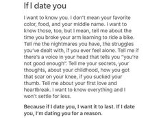 This is always the dating mentality I've had. If you don't think about … This is always the dating mentality I've had. If you don't think about dating this way your dating to pass time not to find Love Best Relationship Advice, Cute Relationships, Healthy Relationships, Crush Quotes, Me Quotes, Finding Your Soulmate, No Me Importa, Hopeless Romantic, Inspirational Quotes