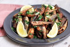 I love fried sardines and this recipe sounds mighty tasty.