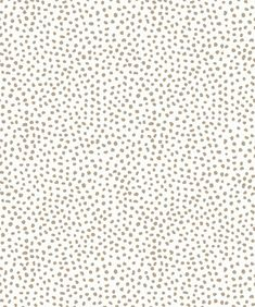 Huddy's Dots Wallpaper in Taupe from the Wallpaper Republic Collection by Milton & King