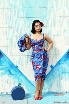 Pin Up outfit