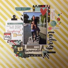 Life Is Better When Laughing **NEW Simple Stories* - Scrapbook.com