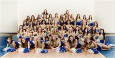 Boswell High School Pure Gold Dance Team