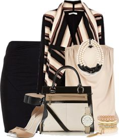 """""""Untitled #2385"""" by lisa-holt on Polyvore"""