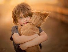 El fotógrafo mamá Toma Mágicos otoño retratos de ella los menores | Panda Aburrido