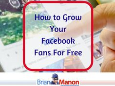 So you don't have much (or none) money available and yet you want to grow the number of your Facebook fans?   In principle, it sounds like mission impossible with such a hard competition out there. There are over 50 million Facebook pages nowadays, a stat constantly growing, as you know.   But don't …