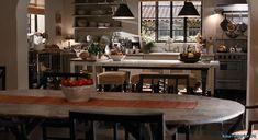 кухня из фильма Простые сложности