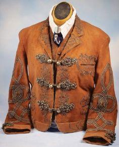 Charro Jacket and Vest