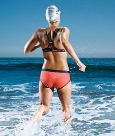 Swimming and biking and running, oh my! A triathlon may seem overwhelming, but this plan will prepare you for a sprint-distance race—usually a 0.6-mile swim, 12.4-mile ride, and 3.1-mile run—in just
