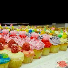 Berko cupcakes, Paris