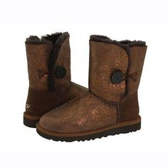 Ugg Women Winter Boots UGG Australia Women Bailey Button Fancy Women's Short Boots 5 W US Twin-faced Grade A sheepskin with suede heel guards Sheepskin covered PU foam sockliner for added comfort Light and flexible molded EVA outsole By UGG® Australia Kids Ugg Boots, Ugg Boots Sale, Ugg Boots Cheap, Boots For Sale, Snow Boots, Women's Boots, Winter Boots, Ankle Boots, Classic Ugg Boots