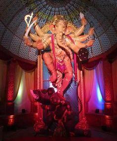 Ganesh Chaturthi in Maharashtra #chaturthi #Festival #Ganesha