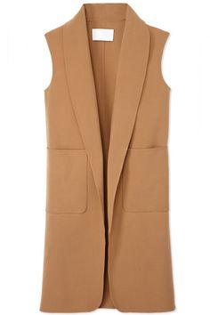 Alexander Wang vest, $795, shopBAZAAR.com
