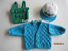 Baby born Opskrift nr. 48b