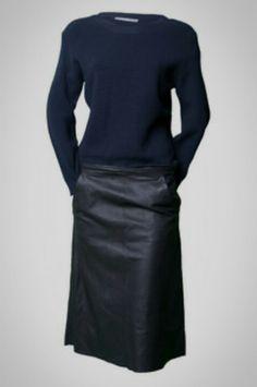 69 Ideas Skirt Style Guide Tips Warm Outfits, Mode Outfits, Simple Outfits, Classy Outfits, Office Fashion, Business Fashion, Daily Fashion, Black Women Fashion, Womens Fashion