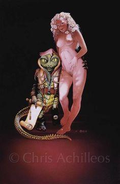 The Alien's Contract 1982