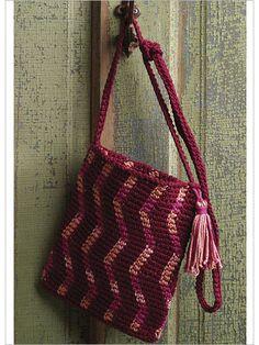 crochet purses/free patterns | Free Purse Crochet Patterns, Free Bag Crochet Patterns from our