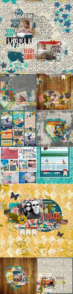 >> CT INSPIRATION using I Don't Want To Miss A Thing {collection} by Studio Basic