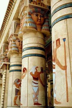 Once Upon A Time At Hathor Temple