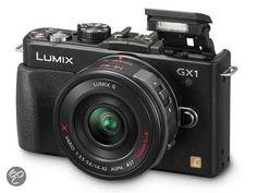 bol.com | Panasonic Lumix DMC-GX1 + 14-42mm - Zwart, Panasonic | Elektronica