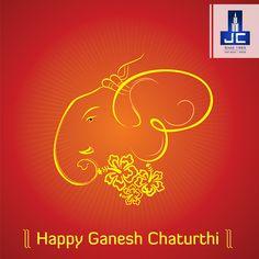 Wishing you all a Happy Ganesh Chaturthi! Let us celebrate the birth of Lord Ganesha in a joyous way. Ganpati Bappa Morya!