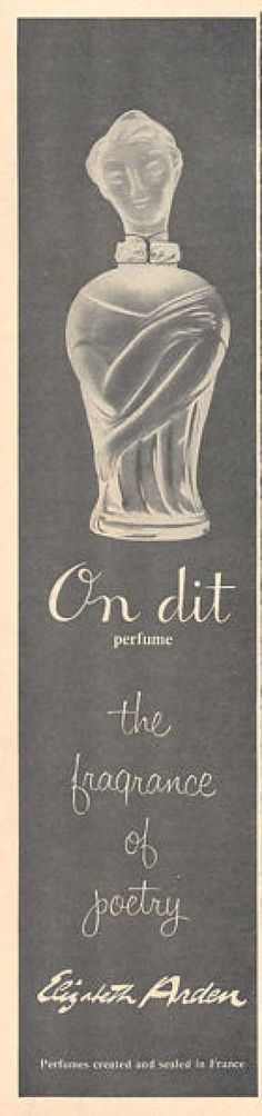 Vintage Perfume Ads of the 1950s (Page 2)