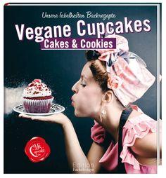 """Lust auf Cupcakes mit """"Buttercreme"""", fruchtig-cremige Muffins und teuflisch gute Kuchen und """"Sahnetörtchen""""? Und all das ohne Milch, Ei und Butter? Willkommen bei Ms. Cupcake, Londons erster Bäckerei, in der ausschließlich 100%ig vegane Backwaren angeboten werden. Vegetarier, Veganer, von Allergien geplagte oder Laktose intolerante Naschkatzen kommen mit den fabelhaft-verführerischen Rezepten in diesem exklusiv gestalteten Backbuch im Retrostil ganz auf ihre Kosten. Alle Rezepte sind…"""