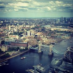 From the Shard #view #shard #london