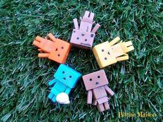Mini Danbo por BlytheMayson en Etsy