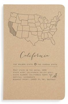 #California Travel Journal