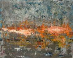 """""""Fire and Ice"""" 30 x 40 x 1.5 www.dawnwinter.net"""