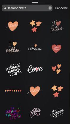 Instagram Code, Instagram Emoji, Instagram Story Ideas, Creative Instagram Photo Ideas, Instagram Photo Editing, Beau Gif, Social Media Page Design, Photoshop Photos, Hacks