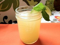 Get Mint Julep Margarita Recipe from Cooking Channel